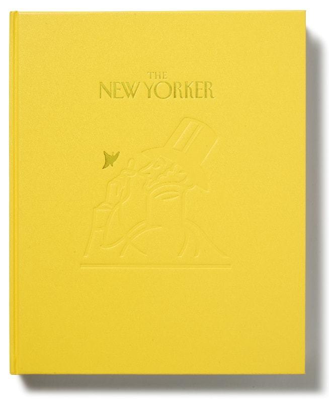 New Yorker Desk Diary Day Planner 2017