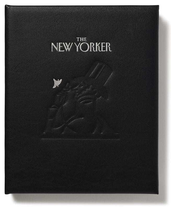 New Yorker Desk Diary Day Planner 2017